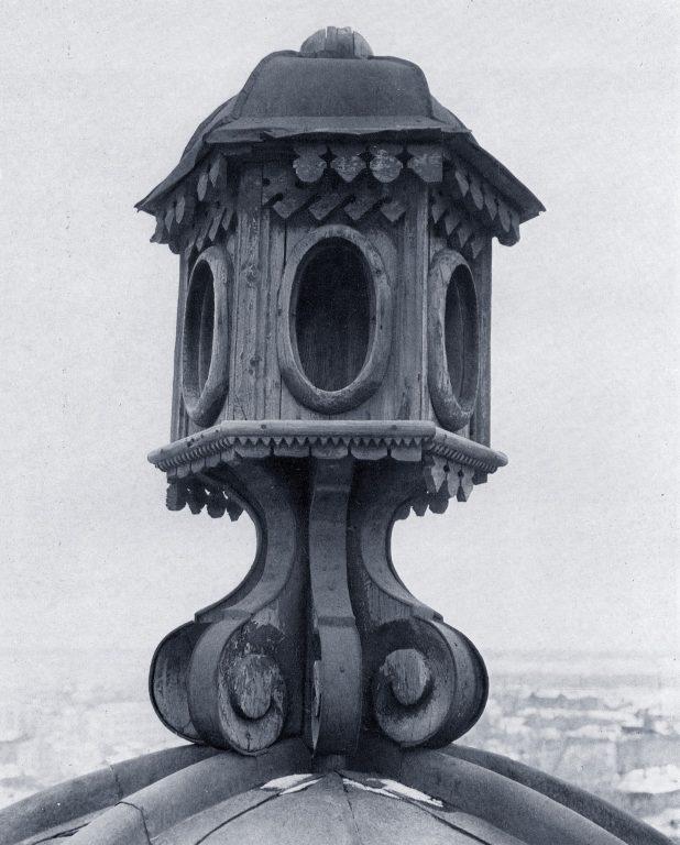 Фонарь на куполе. <br/>Конец 19 века - начало 20 века