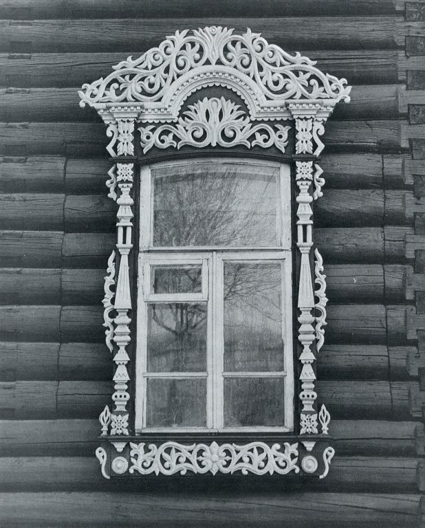 First floor window. <br/>Late 19th century - early 20th century