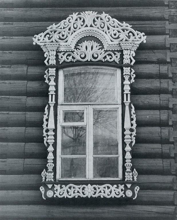 Окно 1-го этажа. <br/>Конец 19 века - начало 20 века