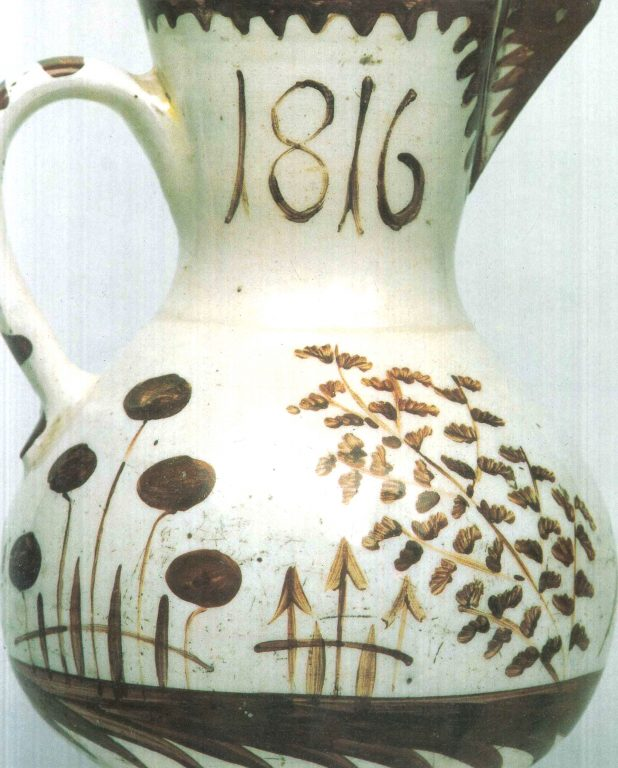 Pitcher. <br/>1816 year