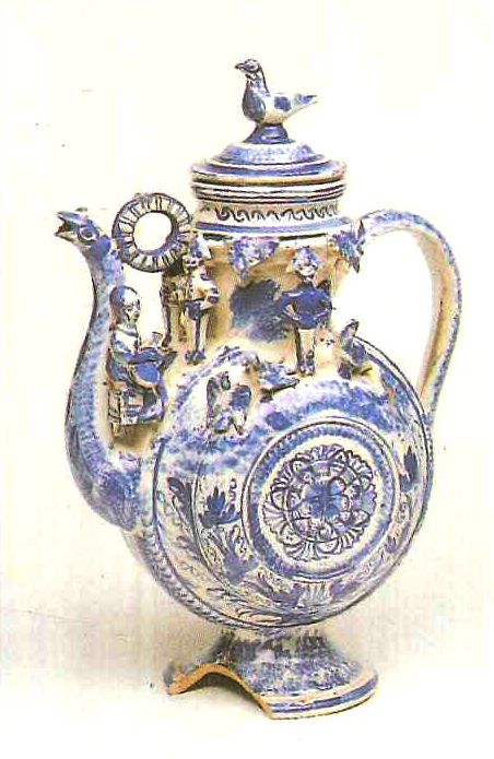 Kumgan (high pitcher with a spout). <br/>1847 year