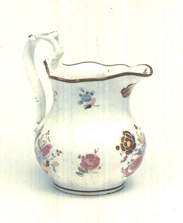 Gravy boat. <br/>Late 18th mid 19th centuries