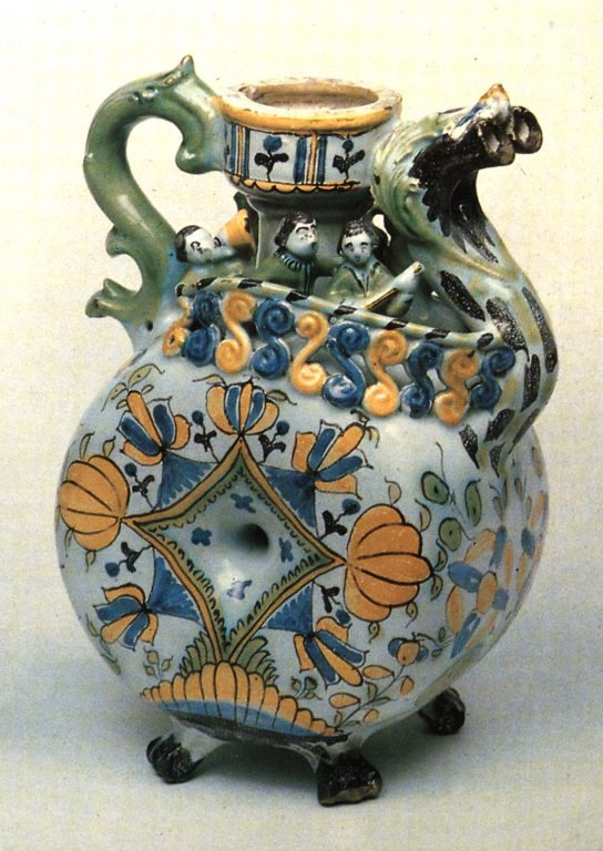 Kumgan (high pitcher with a spout). <br/>Late 18th mid 19th centuries