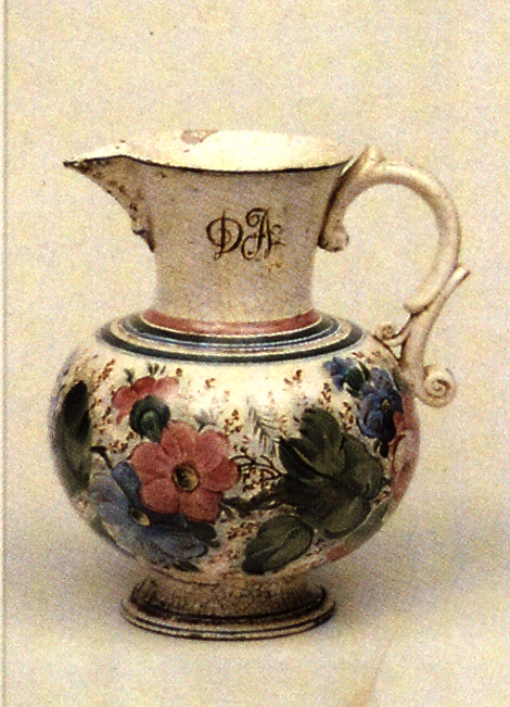 Pitcher. <br/>1862 year