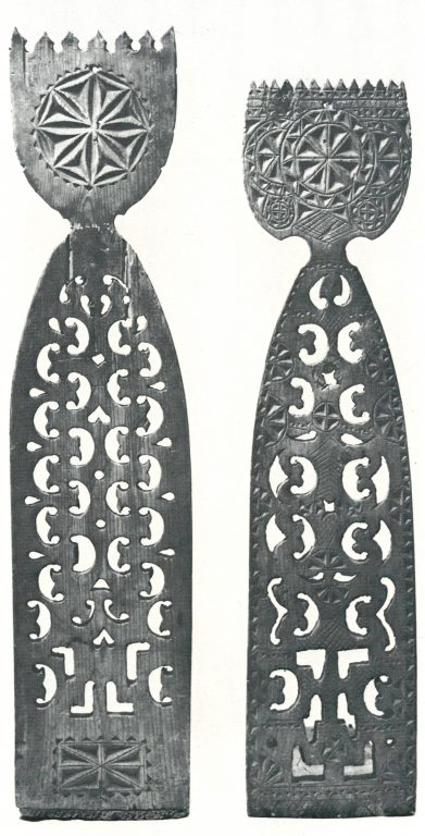Distaff. <br/>Early 20th century