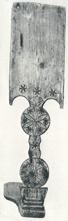 Distaff . <br/>1890s