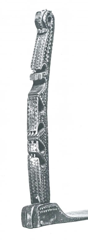 Shveyka (sewing tool). <br/>19th century