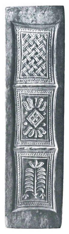 Форма для пряников. <br/>19 век