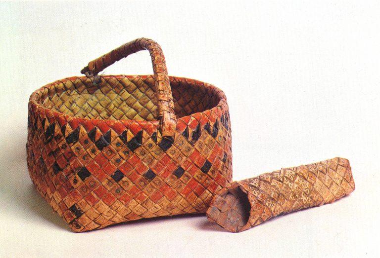 Kuzovok (basket bag). <br/>Late 19th century