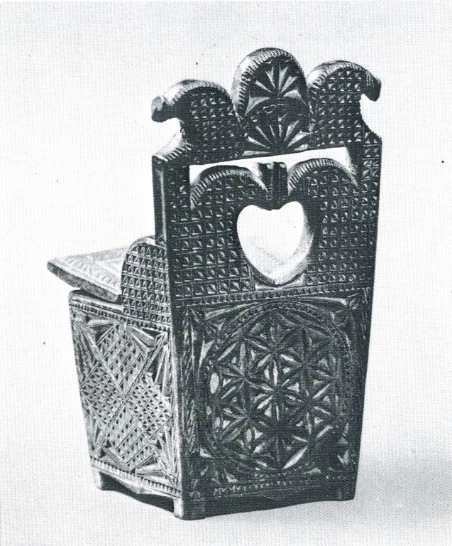 Salt cellar. <br/>19th century