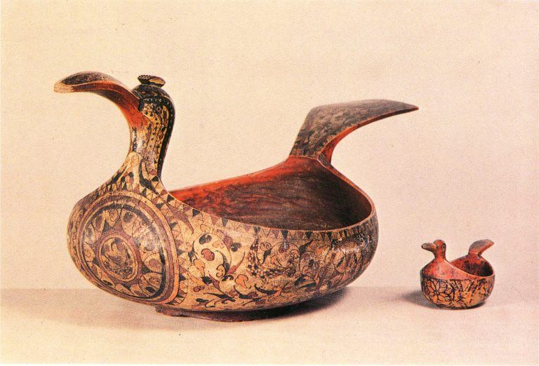 Skobkar (dipper). <br/>First half of 19th century