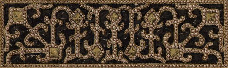 Podea embroidery. <br/>16th century