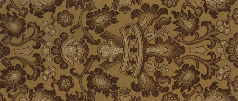 Орнамент доличного иконы кисти Симона Ушакова. <br/>1683 год