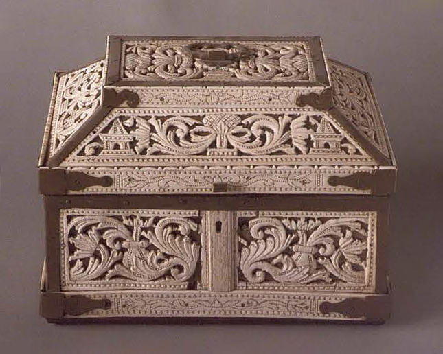 Casket. Late 17th - early 18th century