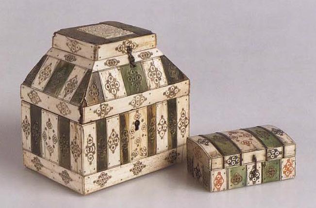 Ларец. <br/>1730-1740-е годы