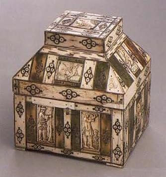 Casket. <br/>1730 - 1740 years
