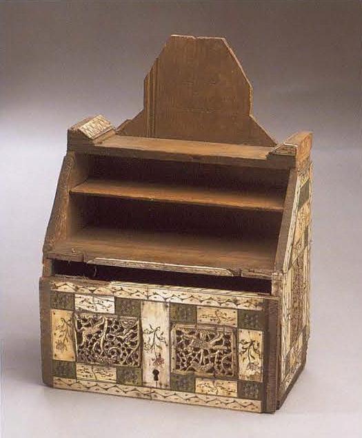 Бюро. <br/>1730-1750-е годы