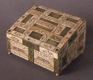 Ларец. <br/>1750-1770-е годы