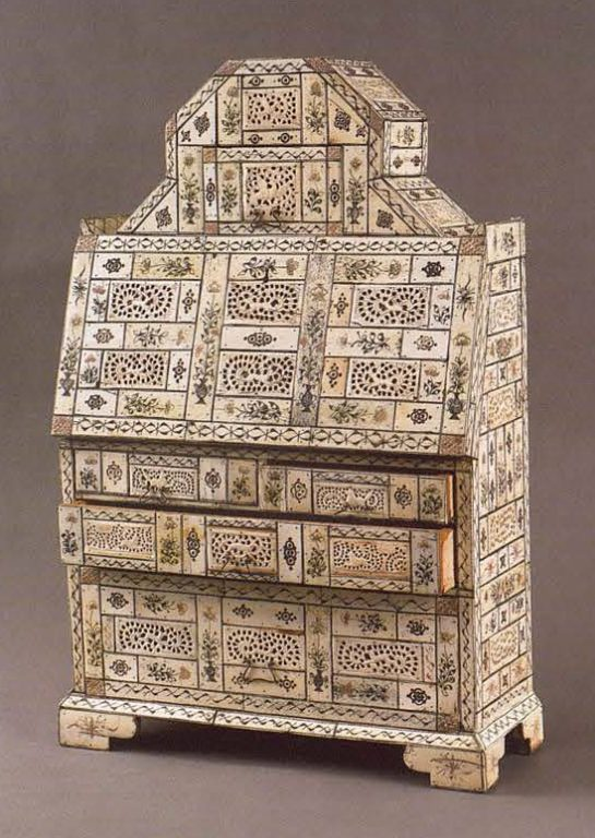 Кабинет-бюро. <br/>1750-1770-е годы