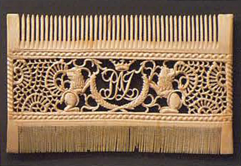 Comb. <br/>Second half of the 18th century