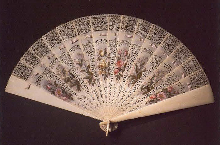 Fan. <br/>1st half of the 19th century