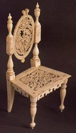 Chair. <br/> 19th century