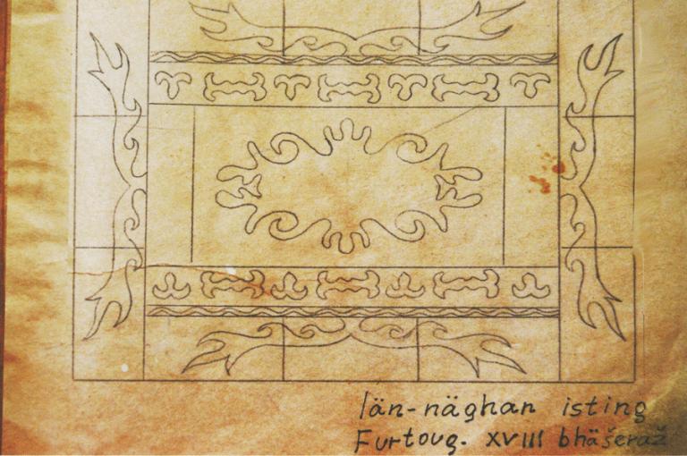 Ингушский орнамент