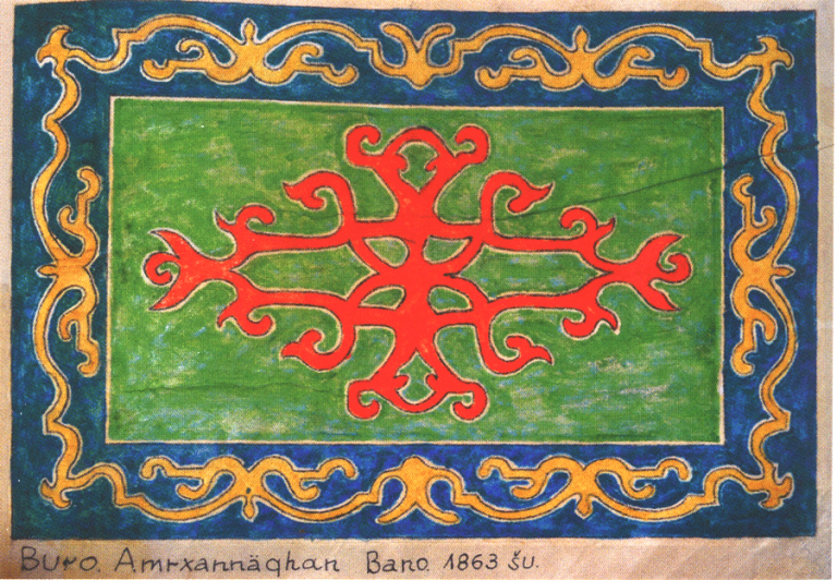 INGUSH FELT CARPETS OF THE 17TH – 20TH CENTURIES AND THEIR ORNAMENTATION