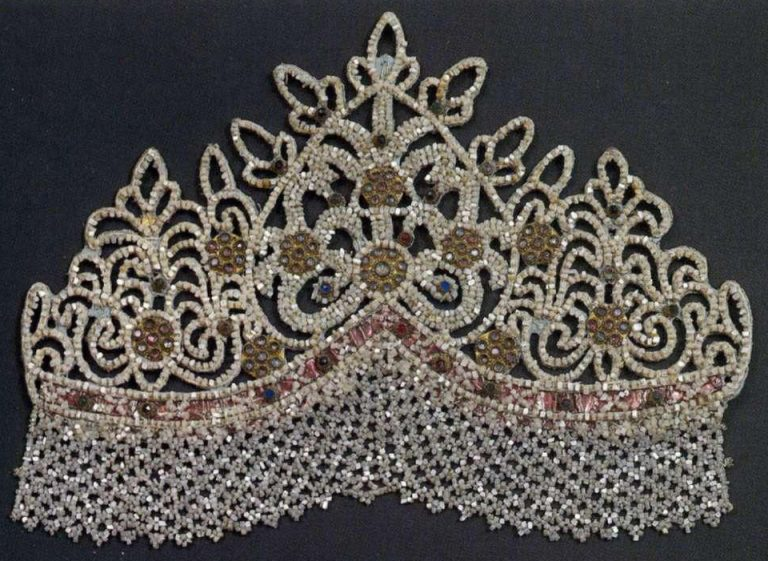 Ochelie (women's head piece). <br/>Late 18th century