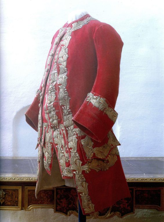 Nobleman costume. <br/>1760 years