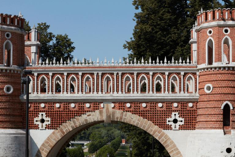 Фигурный мост. <br/>1776-1778 годы