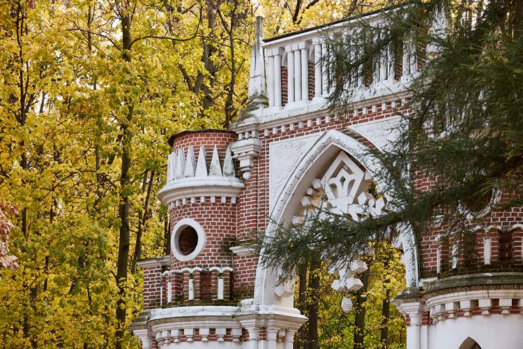 Фигурные (Виноградные) ворота. <br/>1776-1778 годы