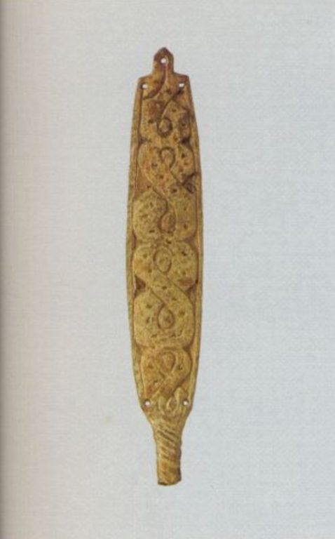 Ручка копоушки. <br/>Середина 12 века