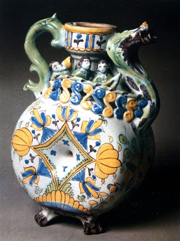 Kumgan (pitcher) for two drinks. <br/>Last third of 18th century