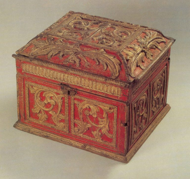 Chest. <br/>Late 17th—early 18th century