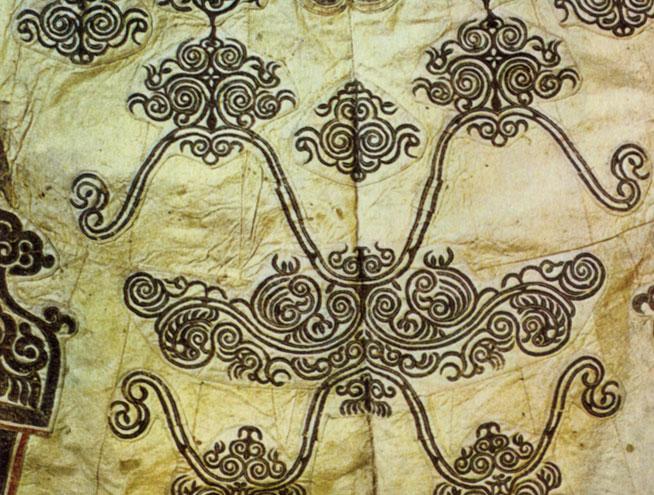 Robe. Fragment. <br/>Еarly 20th century