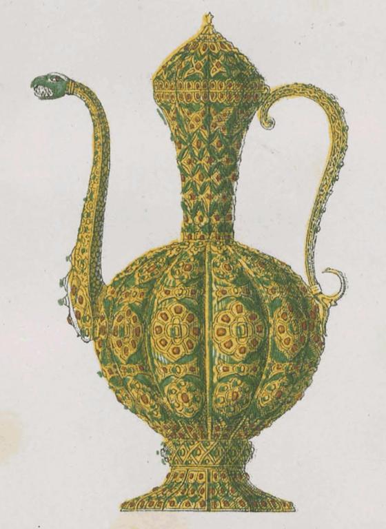 Рукомойник Царицы. <br/>17 век