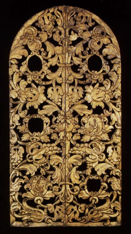 Holy Doors. <br/>Late 17th - early 18th centuries