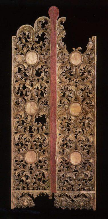 Holy Doors. <br/>1760s