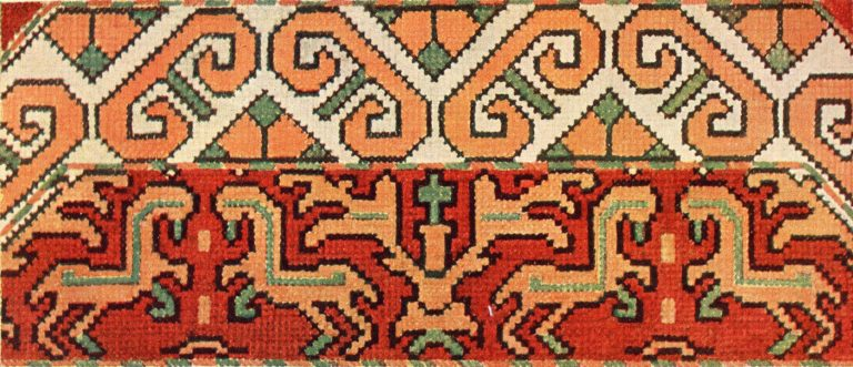 Front part of Soroka (women's headdress). Fragment. <br/>18th - early 20th centuries