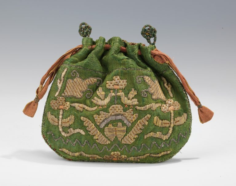 Pouch. first quarter 18th century