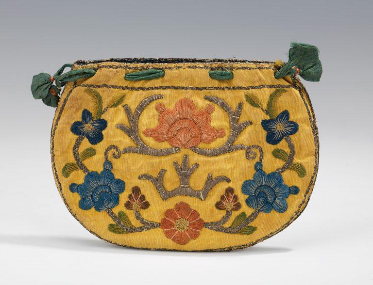 Кисет. <br/>1740 - 1770-е годы