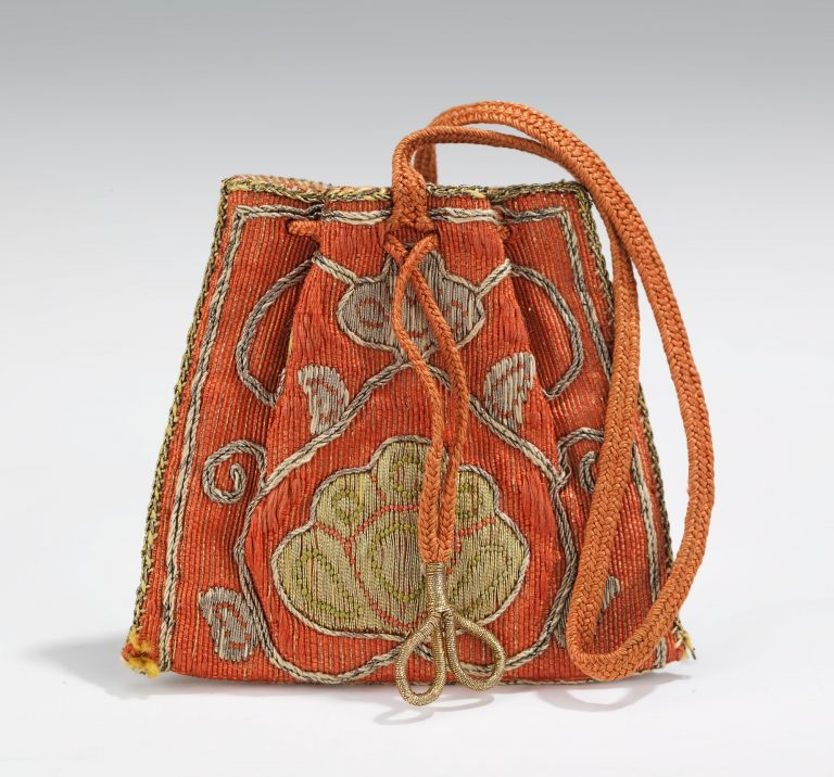 Pouch. late 18th century