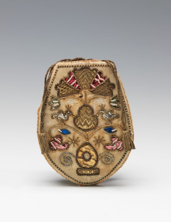 Pouch. <br/>early 18th century