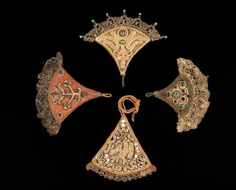 Головное украшение. <br/>1830 - 1880-е годы