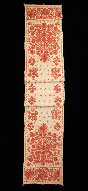 Towel. <br/>early 19th century