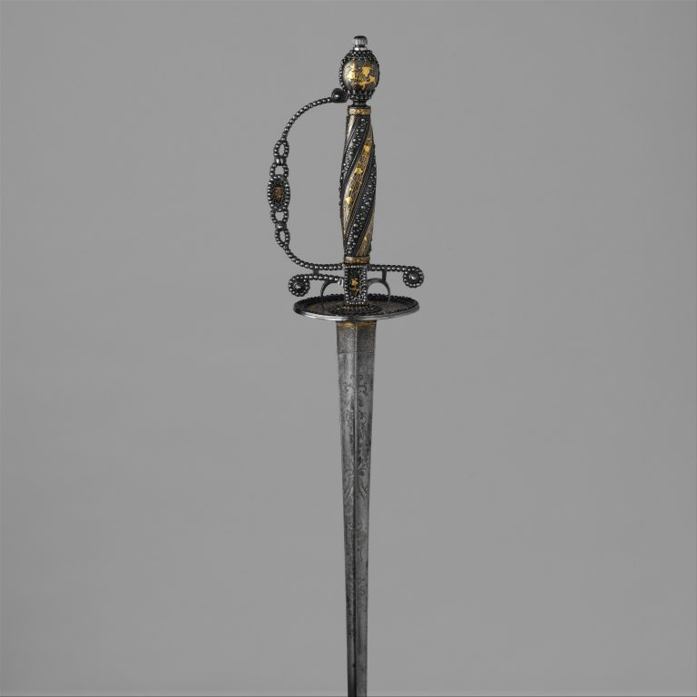 Smallsword. ca. 1775-80