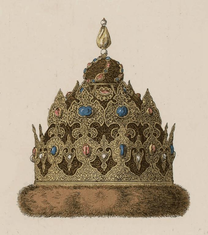 Шапка Царства Казанского