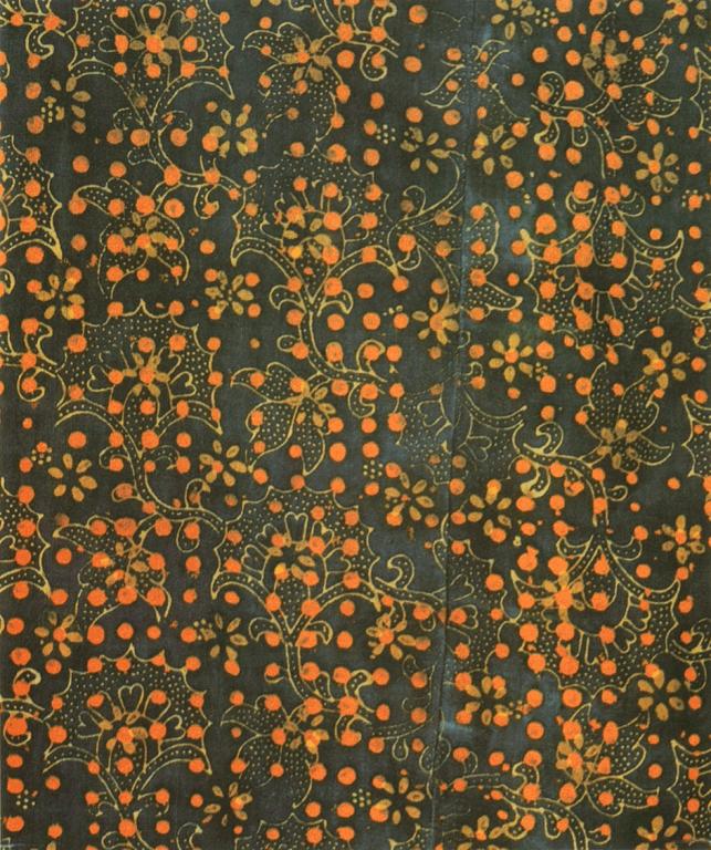 Фрагмент сарафана . <br/>19 век