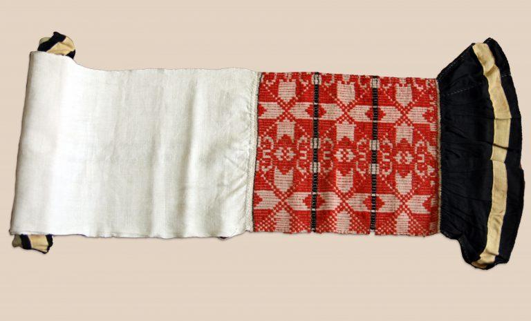 Полотенце головное женское (Чалма). Начало 20 века